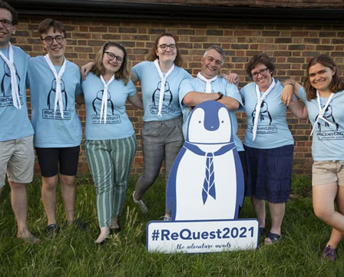 KentScouts-Project Rquest2021