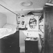Shackleton's Cabin aboard Quest