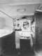 Shackleton's Cabin aboard Quest