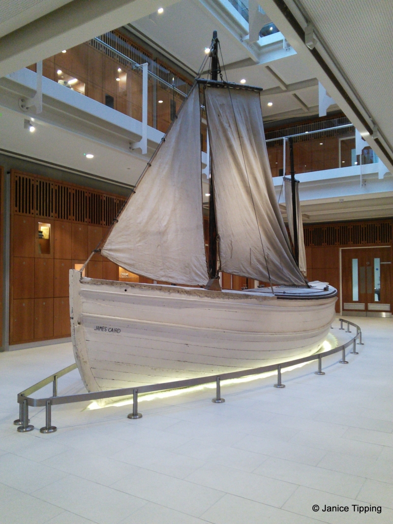James Caird at Dulwich College